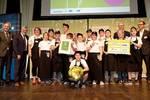 Sieger Abschlussveranstaltung futurego 2017