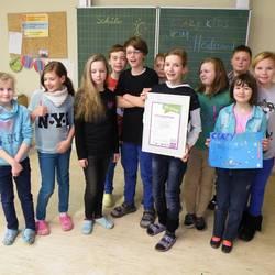 """Grundschule """"Am Heiderand"""" Samswegen: Die Crazy Kids vom Heiderand"""